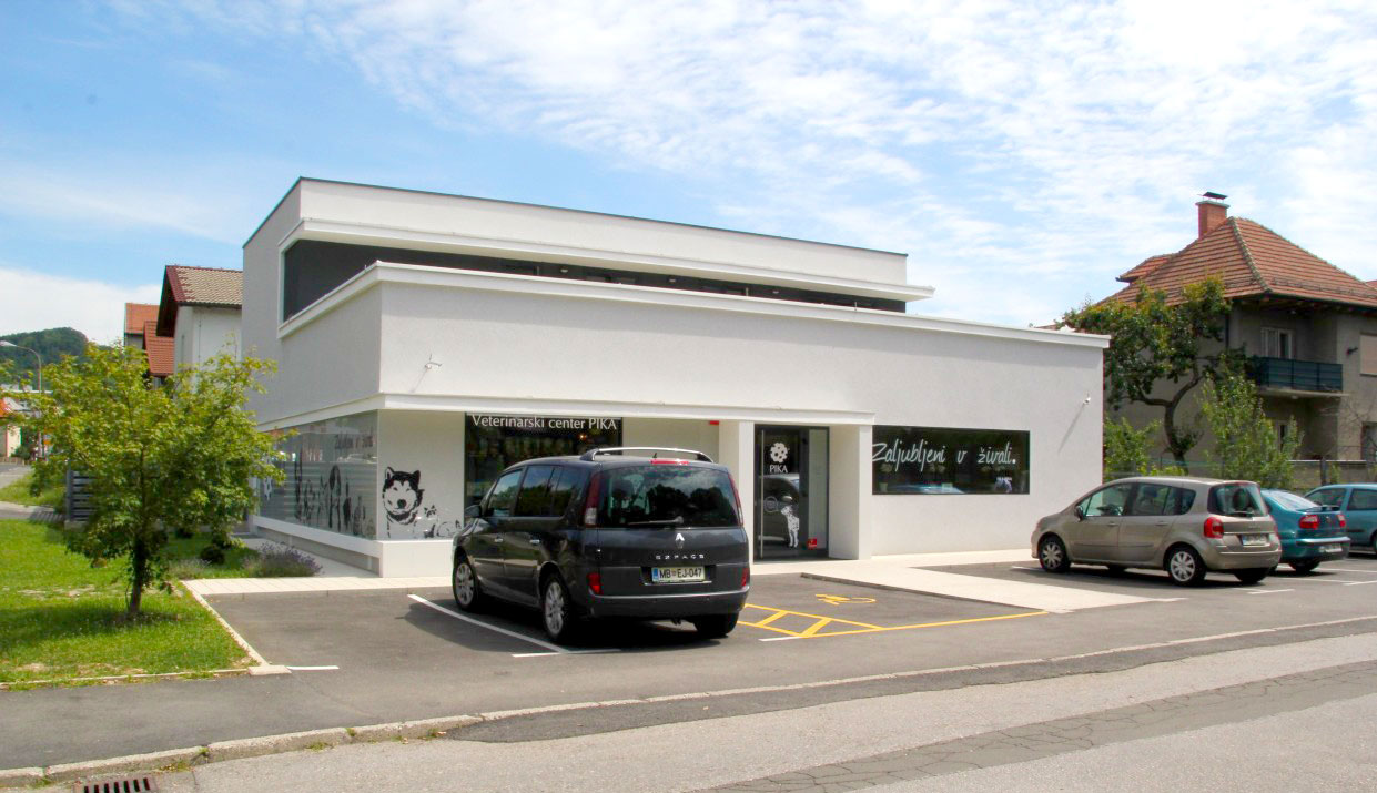 klinika PIKAvet veterinarski center Maribor